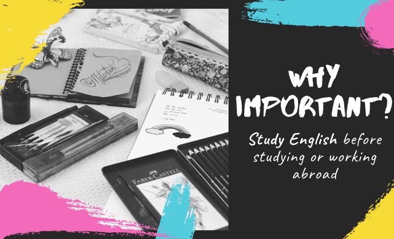留学やワーホリ前に英語勉強は必須?